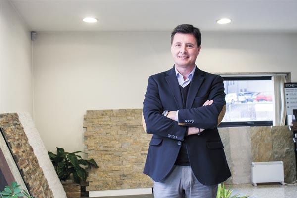 Carlos Mendes, Diretor de CUPA STONE PORTUGAL